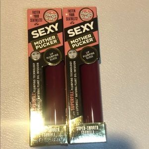 Soap & glory sexy mother pucker lip plumping gloss